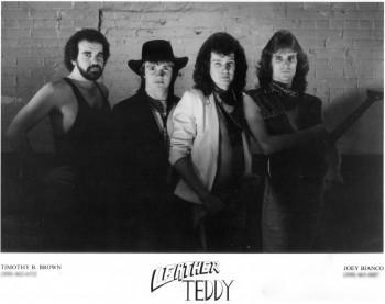 LeatherTeddy