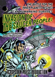Invasion of the Saucer People card game