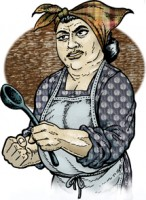 The Old Peasant Woman