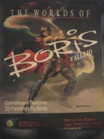 Worlds of Boris cover