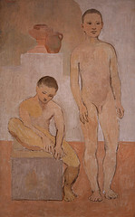 Picasso_Two_Youths