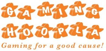 Gaming Hoopla header orange