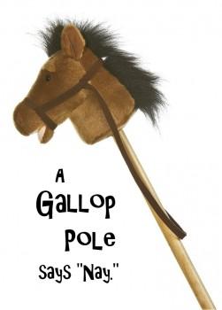 Stick Horse
