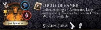 Luke Robinson - Lucid Dreamer
