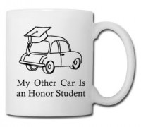My Other Car cup