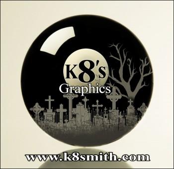 K8's Graphics logo