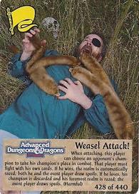 Spellfire: Weasel Attack