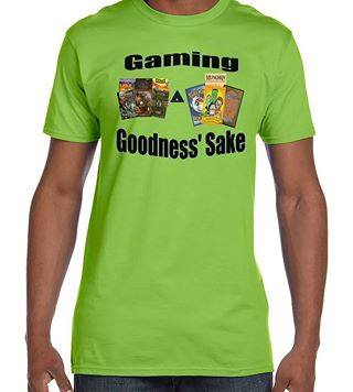 charity gaming t