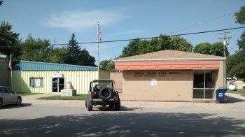Dwight Post Office