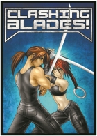 Clashing Blades card game