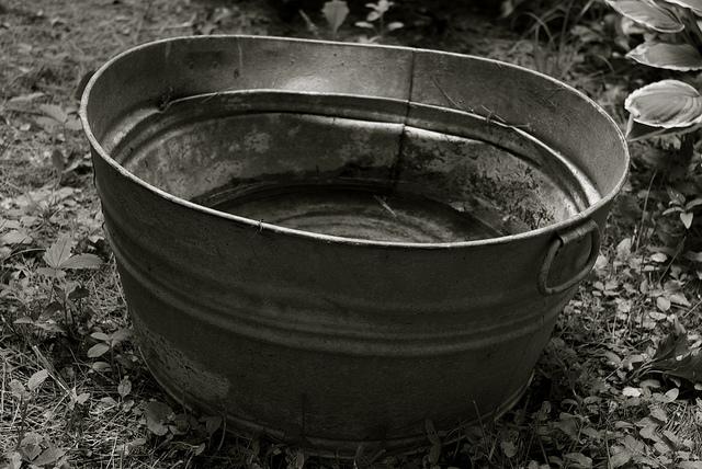 Bucket - Aaron Strout