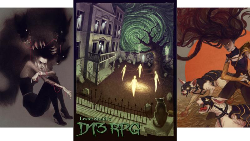 D13 RPG